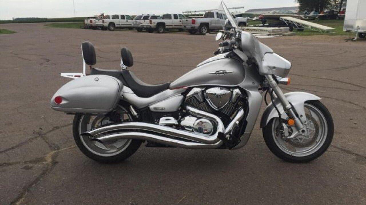 2006 Suzuki Boulevard 1800 for sale near Madison, South Dakota 57042 ...