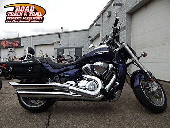 2006 Suzuki Boulevard 1800 for sale 200448001