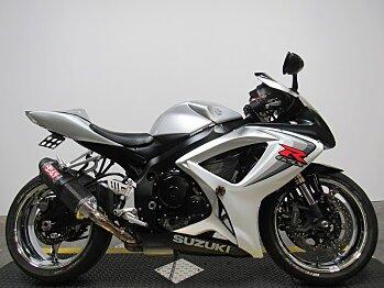 2006 Suzuki GSX-R600 for sale 200431411