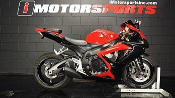 2006 Suzuki GSX-R600 for sale 200465161