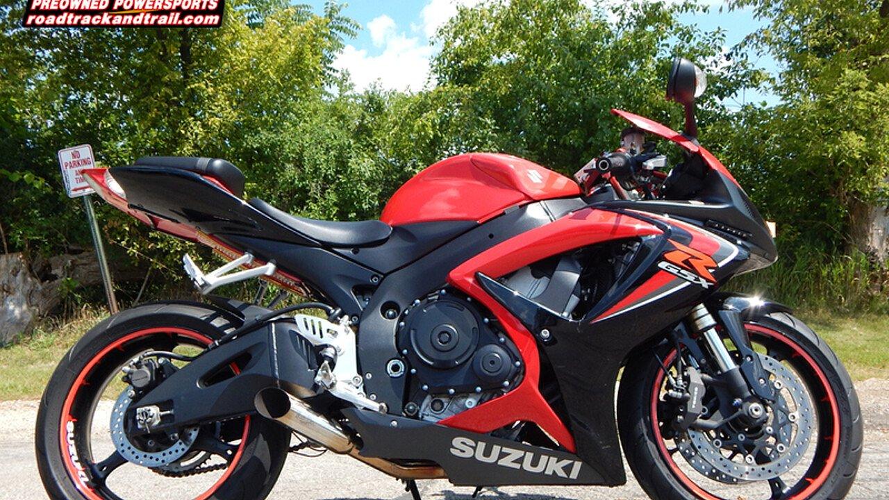 2006 Suzuki GSX-R600 for sale 200483947