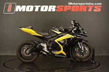 2006 Suzuki GSX-R600 for sale 200487217