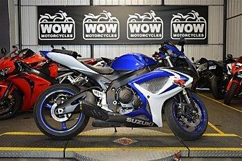 2006 Suzuki GSX-R600 for sale 200515638