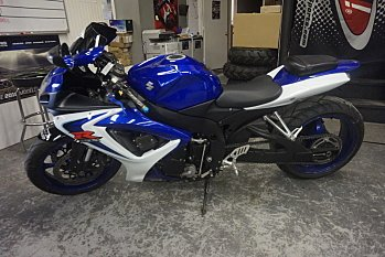 2006 Suzuki GSX-R600 for sale 200519579