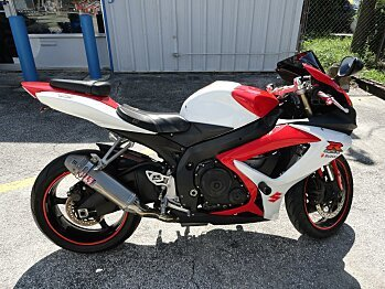 2006 Suzuki GSX-R600 for sale 200589952