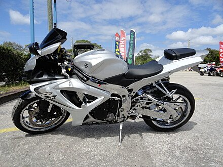 2006 Suzuki GSX-R600 for sale 200440027