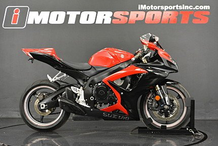 2006 Suzuki GSX-R600 for sale 200445731