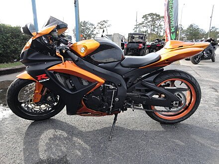 2006 Suzuki GSX-R600 for sale 200525689
