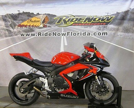 2006 Suzuki GSX-R600 for sale 200571986