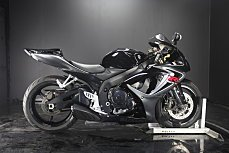 2006 Suzuki GSX-R600 for sale 200596593
