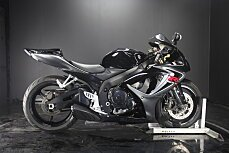 2006 Suzuki GSX-R600 for sale 200596659