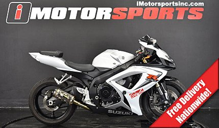 2006 Suzuki GSX-R600 for sale 200630455