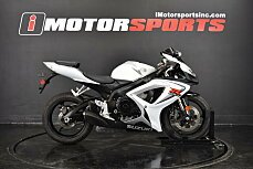 2006 Suzuki GSX-R600 for sale 200635396