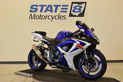 2006 Suzuki GSX-R600 for sale 200642284