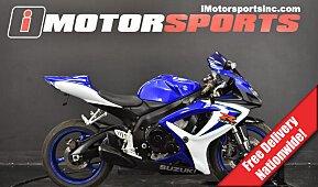 2006 Suzuki GSX-R600 for sale 200685267