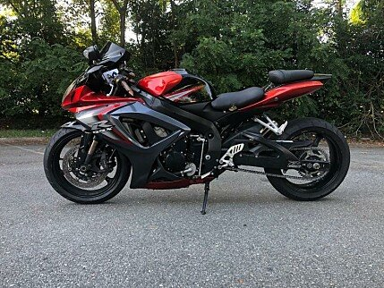 2006 Suzuki GSX-R750 for sale 200625329