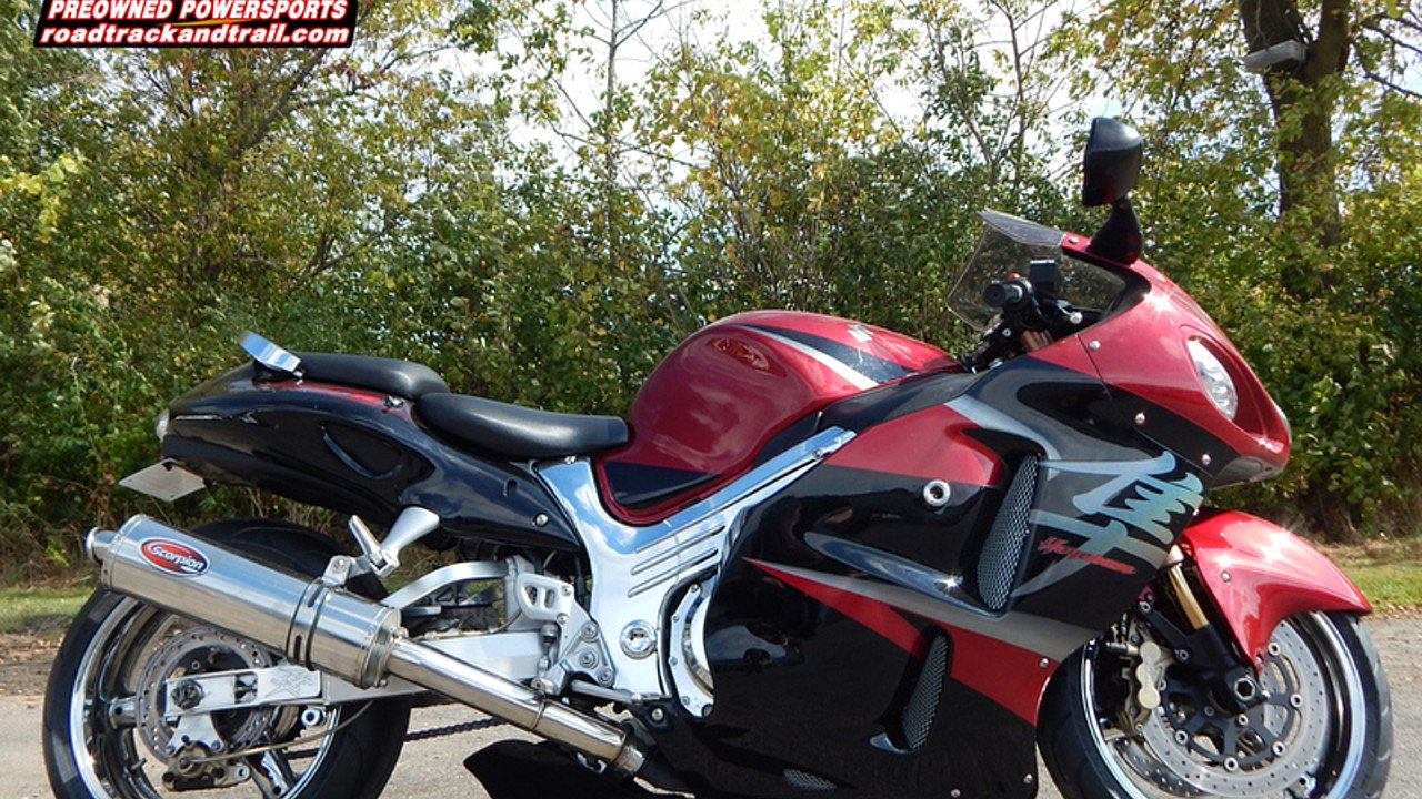 2006 Suzuki Hayabusa for sale 200497843