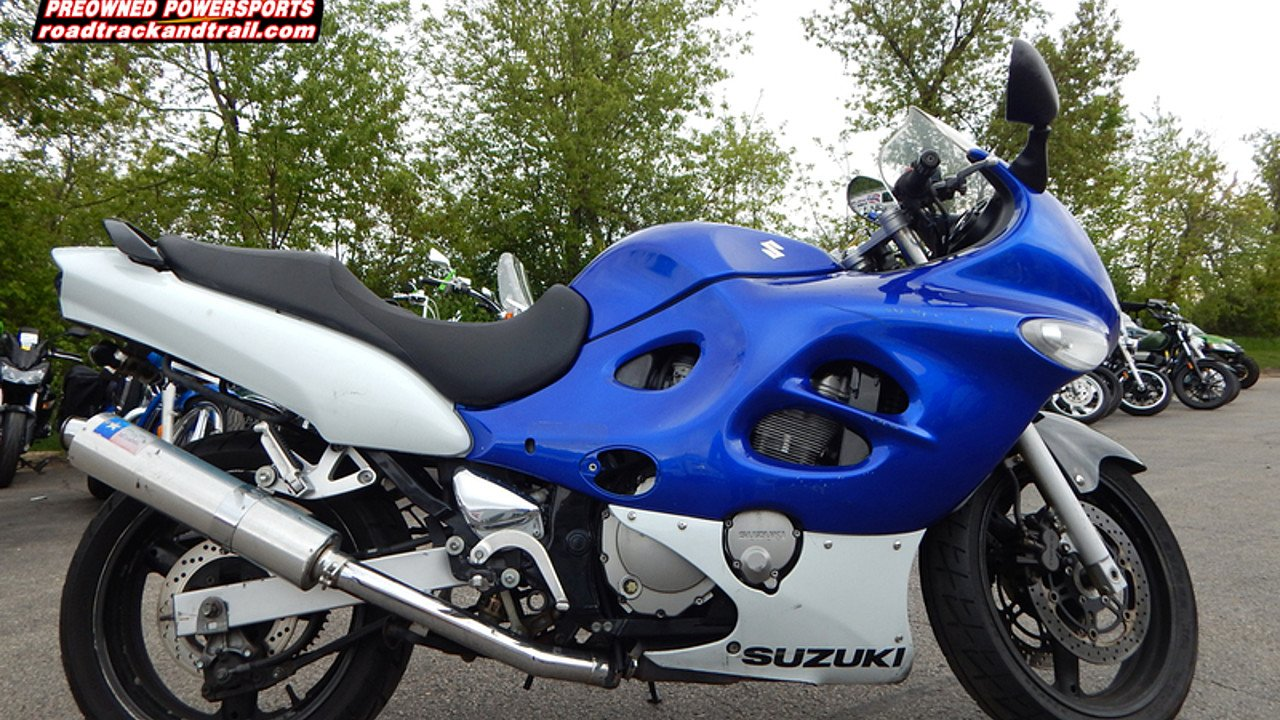 2006 Suzuki Katana 600 for sale 200462653