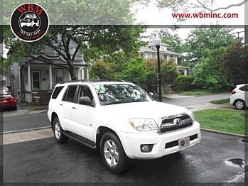 2006 Toyota 4Runner 2WD for sale 100987114