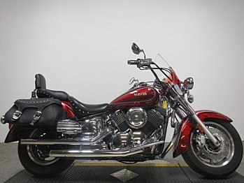 2006 Yamaha V Star 1100 for sale 200513731