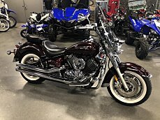 2006 Yamaha V Star 1100 for sale 200609160