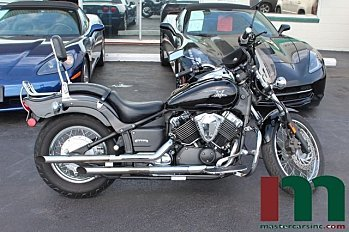 2006 Yamaha V Star 650 for sale 200507520