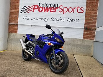 2006 Yamaha YZF-R6 for sale 200482261