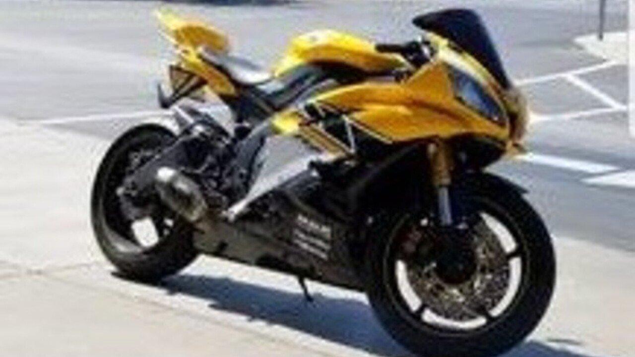2006 Yamaha YZF-R6 for sale near Woodland Hills, California 91364 ...