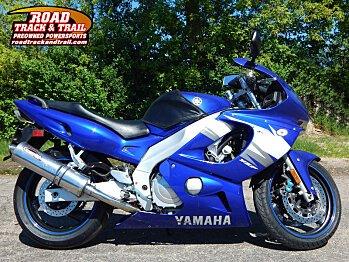 2006 Yamaha YZF600R for sale 200464742