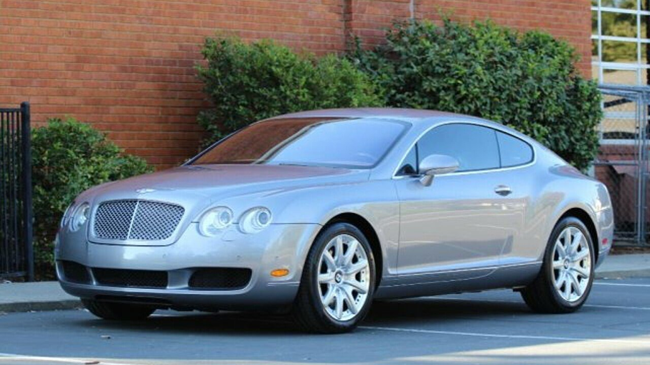 2006 bentley Continental GT Coupe for sale 101024626