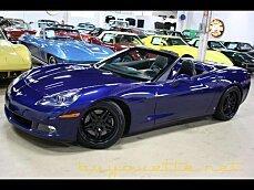 2006 chevrolet Corvette Convertible for sale 100968718