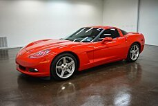 2006 chevrolet Corvette Coupe for sale 101031401