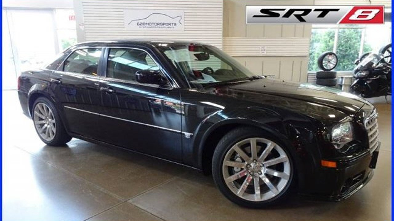 2006 chrysler 300 SRT8 for sale 101008941