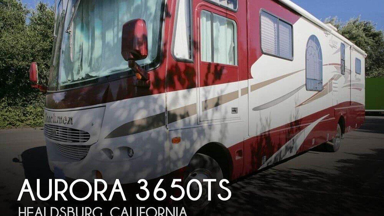 2006 coachmen Aurora for sale 300174123