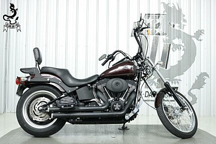 2006 harley-davidson Softail for sale 200627021