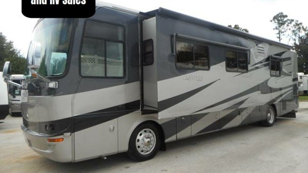 2006 holiday-rambler Ambassador for sale 300173583