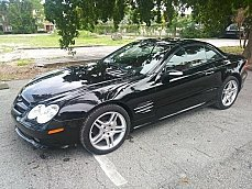2006 mercedes-benz SL500 for sale 100987941