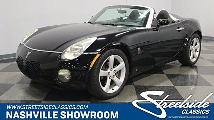 2006 pontiac Solstice Convertible for sale 101017531