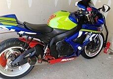2006 suzuki GSX-R600 for sale 200564464