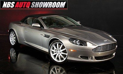 2007 Aston Martin DB9 Volante for sale 100746474