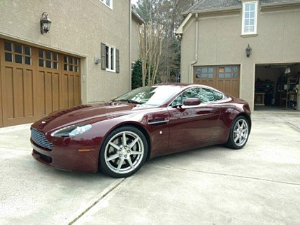2007 Aston Martin V8 Vantage Coupe for sale 100745886