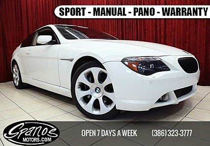 2007 BMW 650i Coupe for sale 100819480