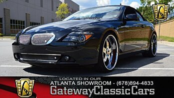 2007 BMW 650i Convertible for sale 101027638