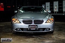 2007 BMW 650i Coupe for sale 100776392