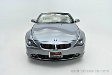 2007 BMW 650i Convertible for sale 100871166