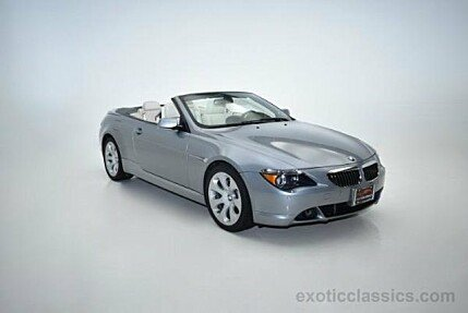 2007 BMW 650i Convertible for sale 100871523