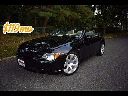 2007 BMW 650i Convertible for sale 100919144