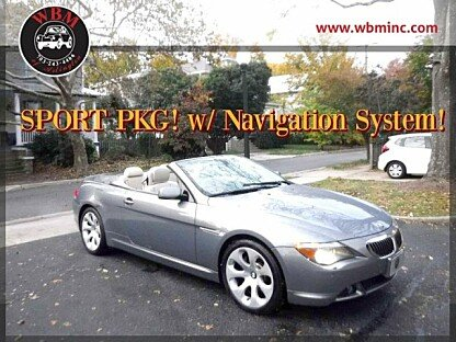 2007 BMW 650i Convertible for sale 100923253
