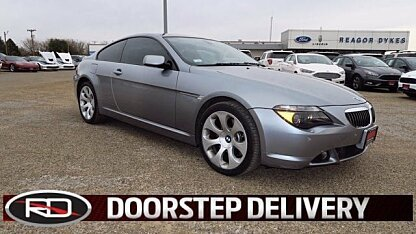 2007 BMW 650i Coupe for sale 100928162