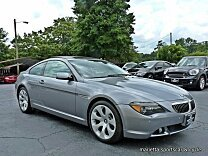 2007 BMW 650i Coupe for sale 101006424